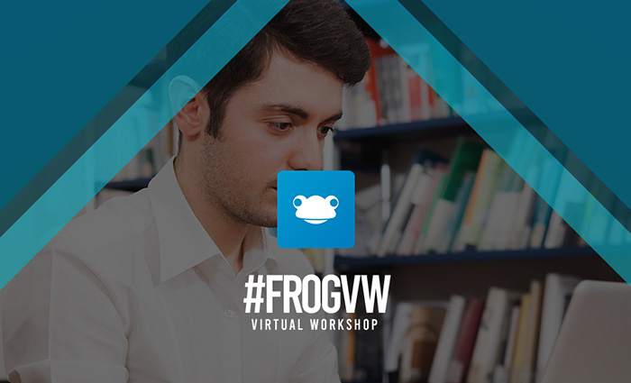 Frog Virtual Workshop Tuesday 08 December